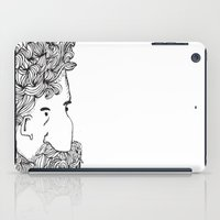 Bearded Man iPad Case