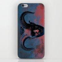 Demon Sorrow iPhone & iPod Skin