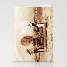 Old West Cowboy Cat And … Stationery Cards
