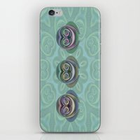 Three Owls iPhone & iPod Skin