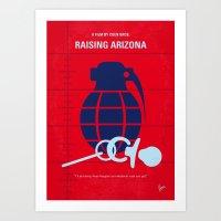 No477 My Raising Arizona… Art Print