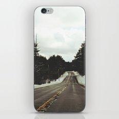 Driving Home iPhone & iPod Skin