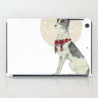 GREYHOUND iPad Case