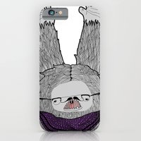 iPhone & iPod Case featuring Trendi Yeti by Brittany Metz