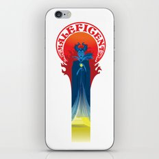 I too shall bestow a gift on the child iPhone & iPod Skin