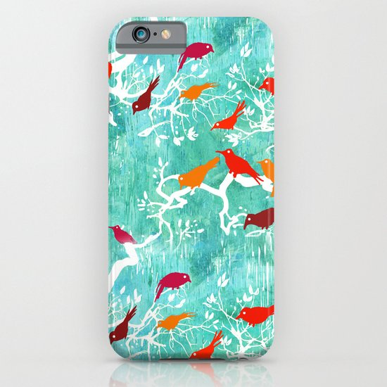 I'm singing in the rain - Tweet tweet iPhone & iPod Case