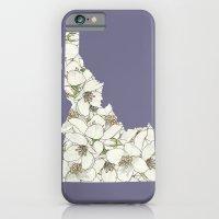 Idaho in Flowers iPhone 6 Slim Case