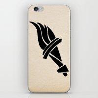 - liberty's walking - iPhone & iPod Skin