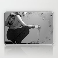 B&W No.9 Laptop & iPad Skin