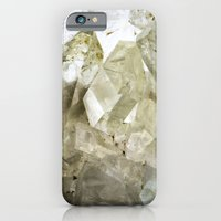 iPhone & iPod Case featuring Crystalline by D. S. Brennan Photography