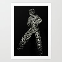 That Guy Art Print
