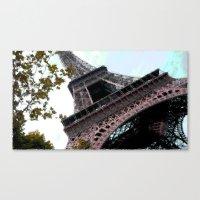 Paris sera toujours Paris Canvas Print