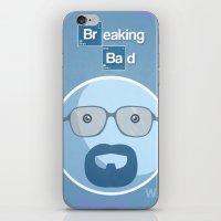 Breaking Bad Blue Sky Version iPhone & iPod Skin