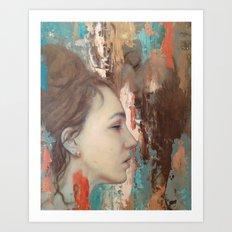 Loveloss I Art Print