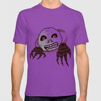 Zelda - Kill The Moon Mens Fitted Tee Ultraviolet SMALL