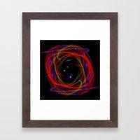 Vacancy / Portal Framed Art Print