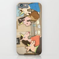 A Unicorn Show About Not… iPhone 6 Slim Case