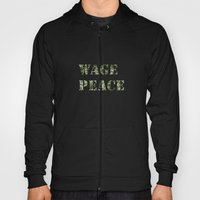 WAGE PEACE Hoody