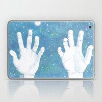How? Laptop & iPad Skin