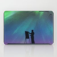 Borealis Painter iPad Case
