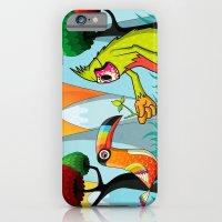 iPhone & iPod Case featuring Magic Breed by Teodoru Badiu
