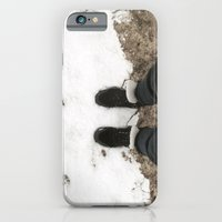 iPhone & iPod Case featuring Snow Day by Abigail Aguilar