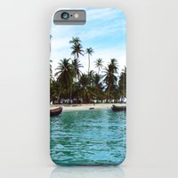 san blas tropical island iPhone 6 Slim Case