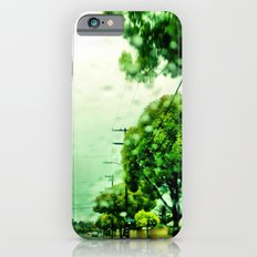 A rainy day in Orange County. iPhone 6 Slim Case