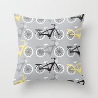 It's My Ride Throw Pillow
