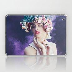Purple Smoke Laptop & iPad Skin