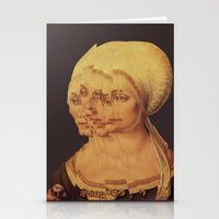 Frau Dürer 201 Stationery Cards