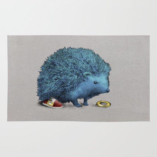 Sonic (color option) Area & Throw Rug