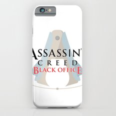 Assassin's Creed Black Office Slim Case iPhone 6s