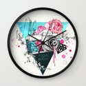 Focus on beauty Wall Clock