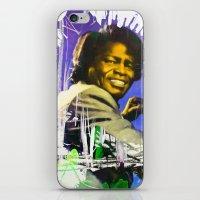James Brown iPhone & iPod Skin