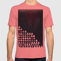 Life Mens Fitted Tee Pomegranate SMALL