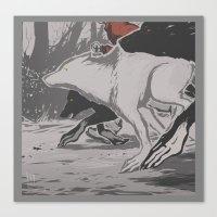 werehunt Canvas Print