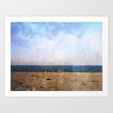 Adriatico  Art Print