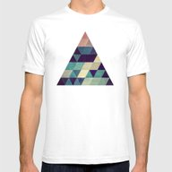 Cryyp Mens Fitted Tee White SMALL