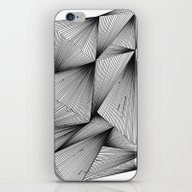 Structure (XYZ) iPhone & iPod Skin
