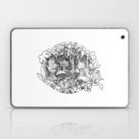Disorderton (3D papercut) Laptop & iPad Skin