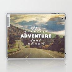 The Greatest Adventure Laptop & iPad Skin
