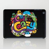 Commit to the Crazy iPad Case