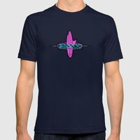 Surf Shop Ltd. Mens Fitted Tee Navy SMALL