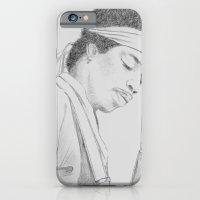 Hendrix print iPhone 6 Slim Case