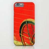 iPhone & iPod Case featuring The Old Bike by Stacy Frett