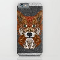 iPhone Cases featuring Fox 2015  by ArtLovePassion