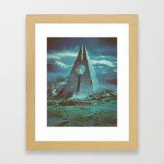 ISOLATIONIST (everyday 02.03.16) Framed Art Print