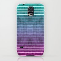 Galaxy S5 Cases featuring Shaded by Dood_L