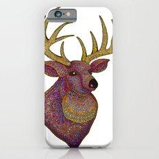 Darling, Detailed Deer iPhone 6 Slim Case